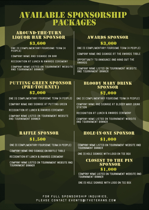 Sponsorship packages_additional